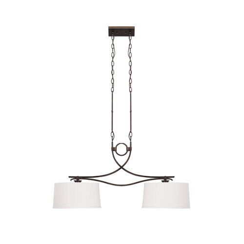 Kitchen Island Pendant 2 Light 500 x 500