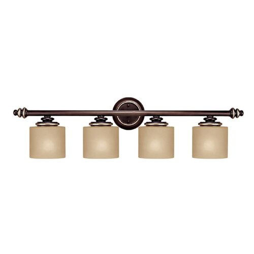 Capital Lighting Park Place 4 Light Bath Vanity Light