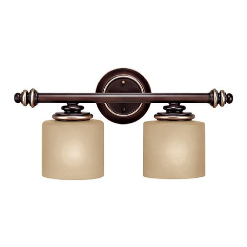 Capital Lighting Park Place 2 Light Bath Vanity Light