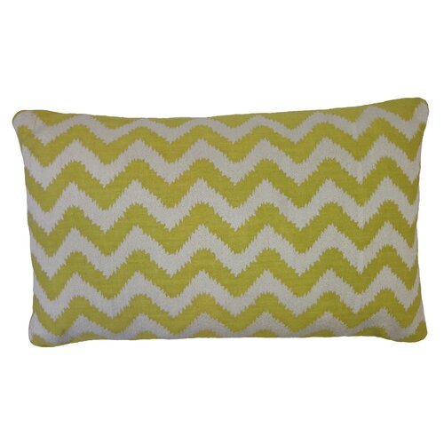 Bright and Fresh Zig Zag Pillow