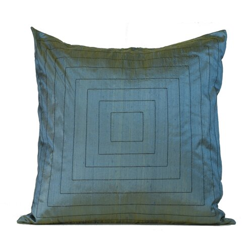 Jiti Pyramide Silk Decorative Pillow