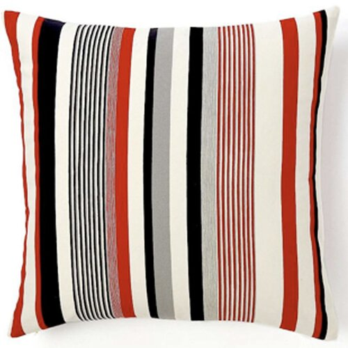 Jiti Siggi Stripes Cotton Pillow