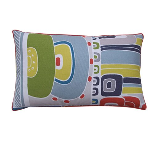 Kaleidoscope Cotton Pillow