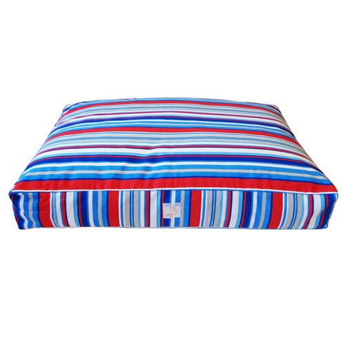 Stripes Western Dog Pillow