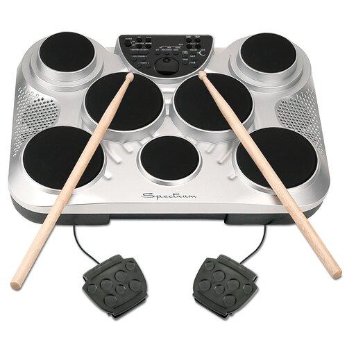 Ashley Entertainment Corporation 7 Pad Digital Drum Set