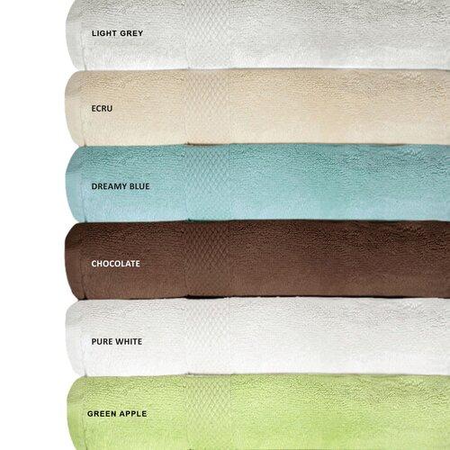 Pure Fiber Organic Cotton 3 Piece Towel Set