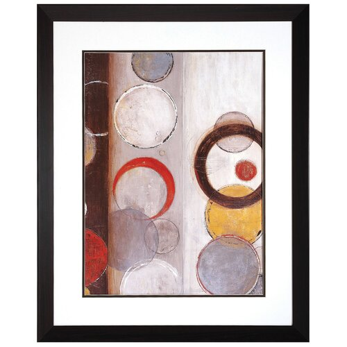 Propac Images Crescent Moon II Framed Graphic Art