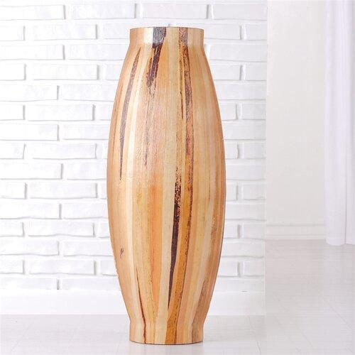Banana Leaf Decorative Vase