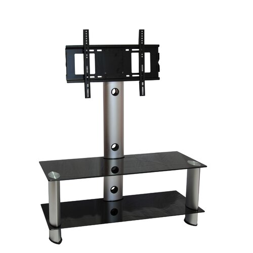 "Tier One Designs Below Fixed Floor Stand Mount for 60"" Screens"