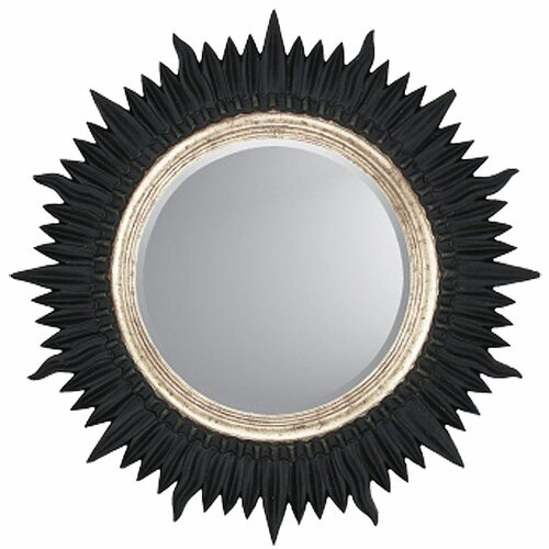 Paragon Starburst Contemporary Wall Mirror
