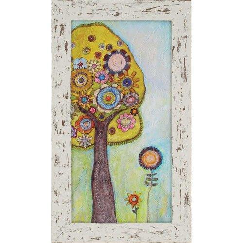 Tree of Dreams II by Weigel Framed Painting Print