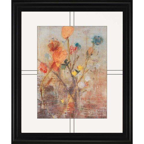 Paragon Elation I by Kitlica Framed Painting Print