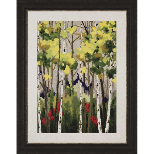 Paragon Branching Out by Vindedzis Framed Original Painting