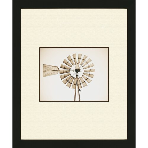 Windmill Studies by Revells Framed Photographic Print