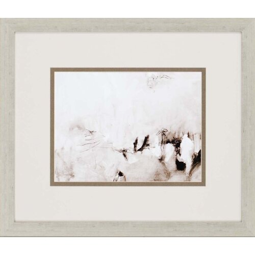 Perception by Sayilir Framed Painting Print (Set of 4)