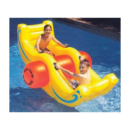Sea-Saw Rocker Pool Toy