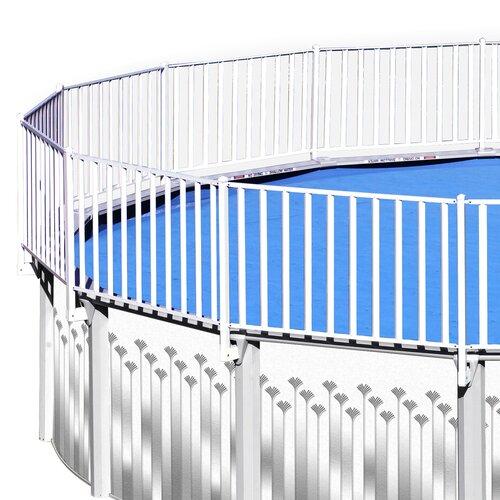 Heritage Pools 30' x 15' Fensurround Pool Fence