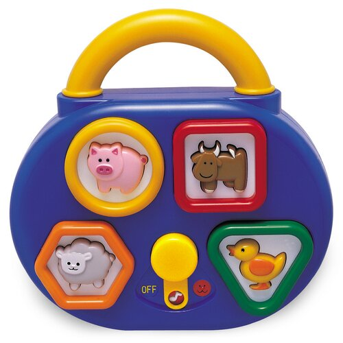 Musical Shape Sorter