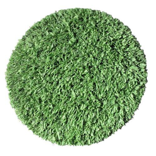 Calypso Jersey Green Rug