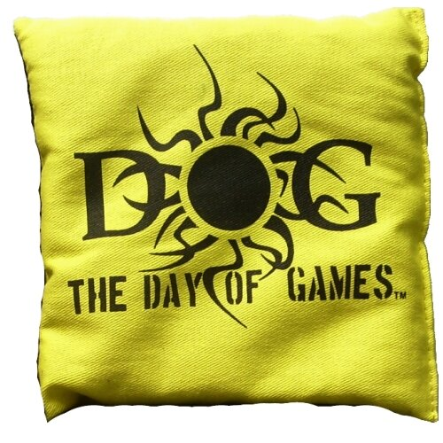 The Day of Games Bean Bag Toss Game Set