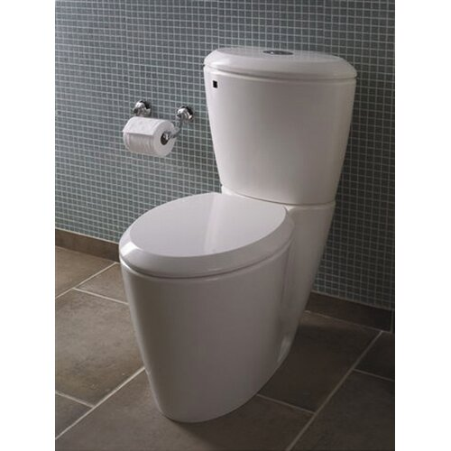 Mansfield Enso Dual Flush Complete Elongated 2 Piece