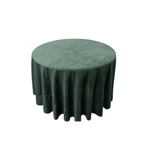 Textiles Plus Inc. Round Tablecloth