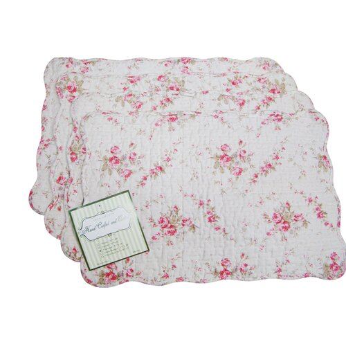 Abby Rose Home Placemats (Set of 4)