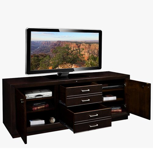 "TVLIFTCABINET, Inc Woodwind 70"" TV Stand"