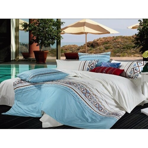 Beach 7 Piece Duvet Cover Set