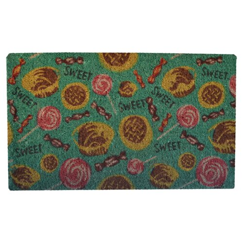 Imports Decor Sweet Tooth Doormat