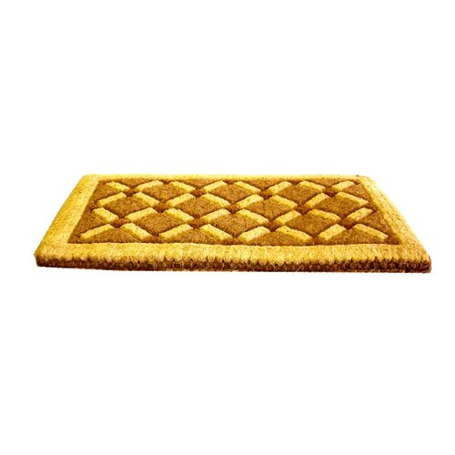 Cross Board Doormat