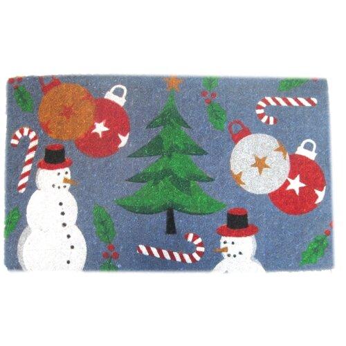 Imports Decor Holiday Spirit Mat