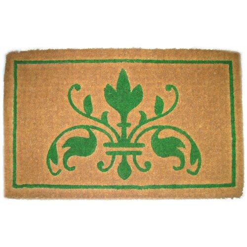 Green Insignia Doormat