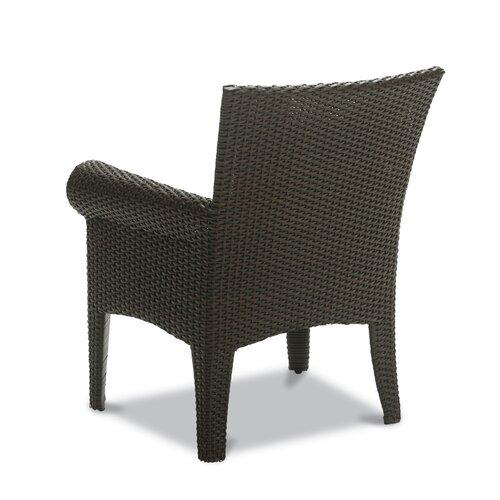 Sunset West Santa Barbara Dining Arm Chair with Cushion