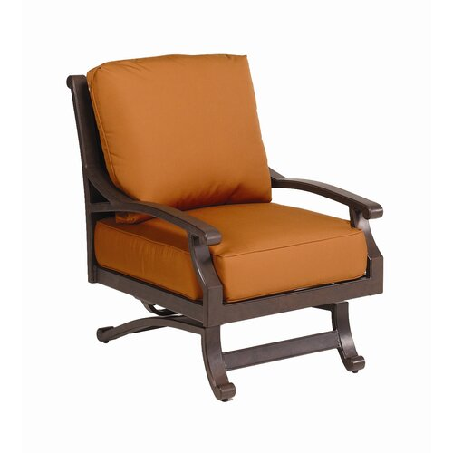 Sunset West Newport Rocking Deep Seating Club Chair