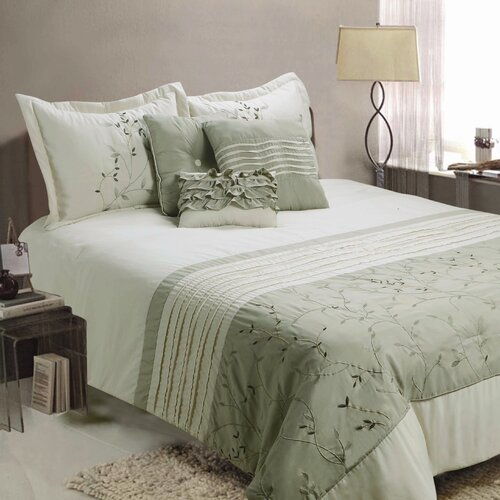 Fiona 7 Piece Comforter Set