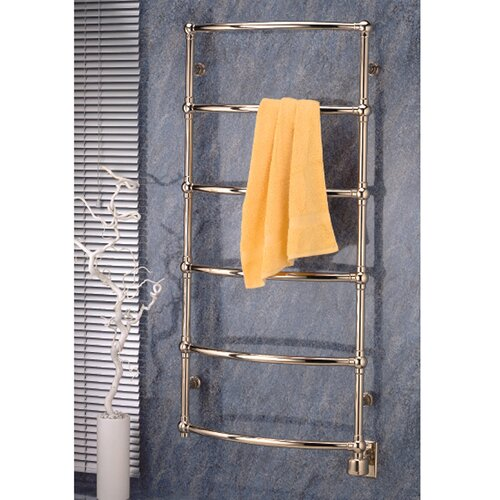 "Wesaunard Builder 6.33"" Wall Mount Electric Towel Warmer"