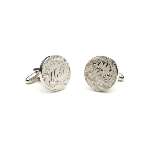 Cufflinks Inc. MLB Silver Edition Cufflinks
