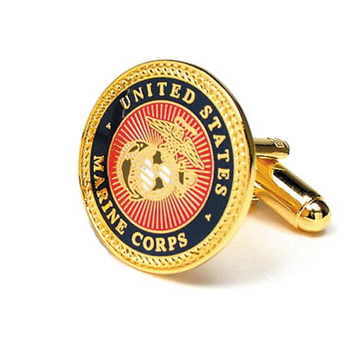 Cufflinks Inc. US Marine Corps Cufflinks