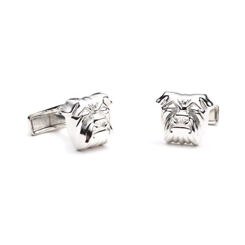 Ravi Ratan Sterling Bulldog Cufflinks