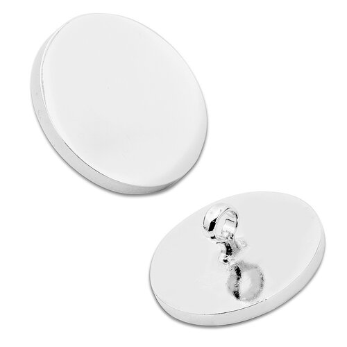 Ox and Bull 20mm Blazer Button