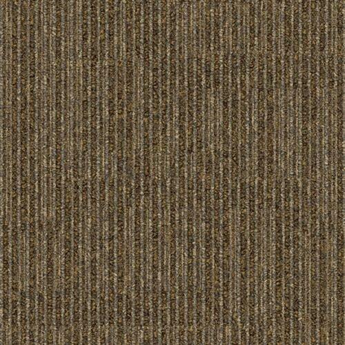 "Interface Stroll Poplar Lane Square 19.69"" x 19.69"" Carpet Tile in Root"