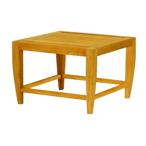 Kingsley Bate Amalfi Square End Table