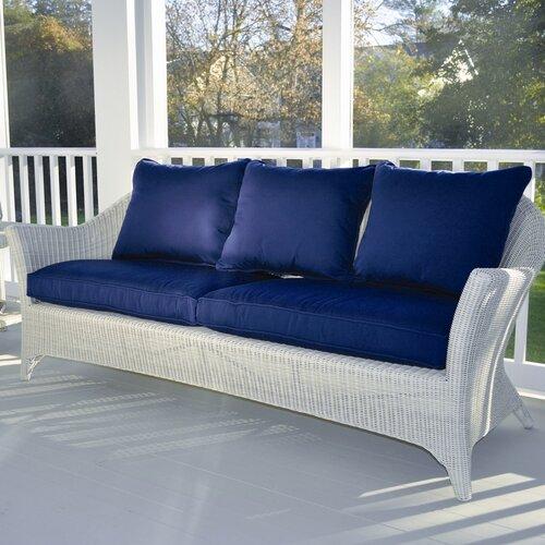 Cape Cod Deep Seating Sofa with Cushion