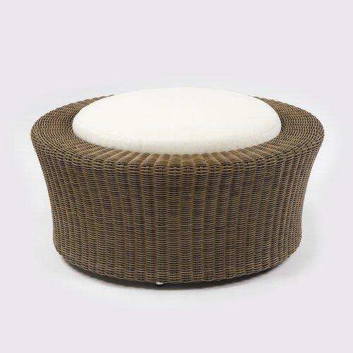 Carmel Ottoman with Cushion