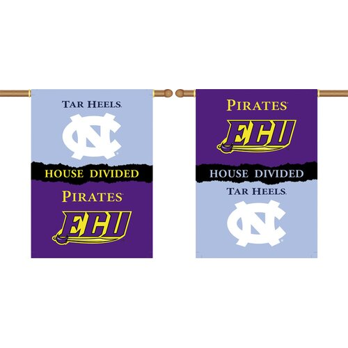 BSI Products NCAA House Divided 2-Sided Banner