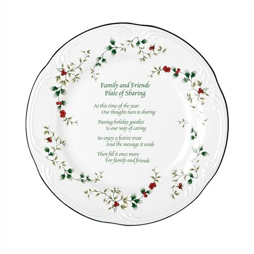 Pfaltzgraff Winterberry Sharing Plate