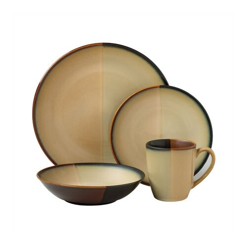 Pfaltzgraff Java 16 Piece Dinnerware Set