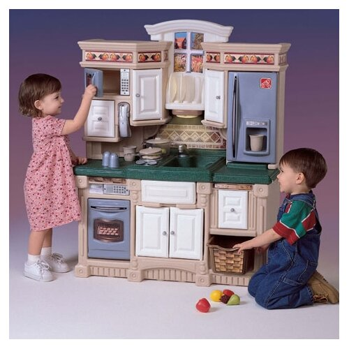 11 Elegant Kitchens Delivered Straight From Your Dreams: Step2 LifeStyle Dream Kitchen Playset & Reviews