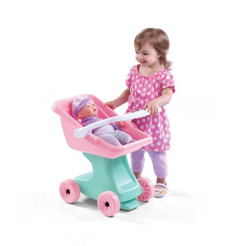 Step2 Little Helper's Doll Stroller